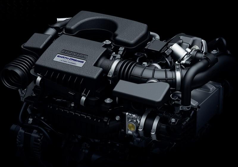 Động cơ tăng áp chính là điểm nhấn của Honda City 2020