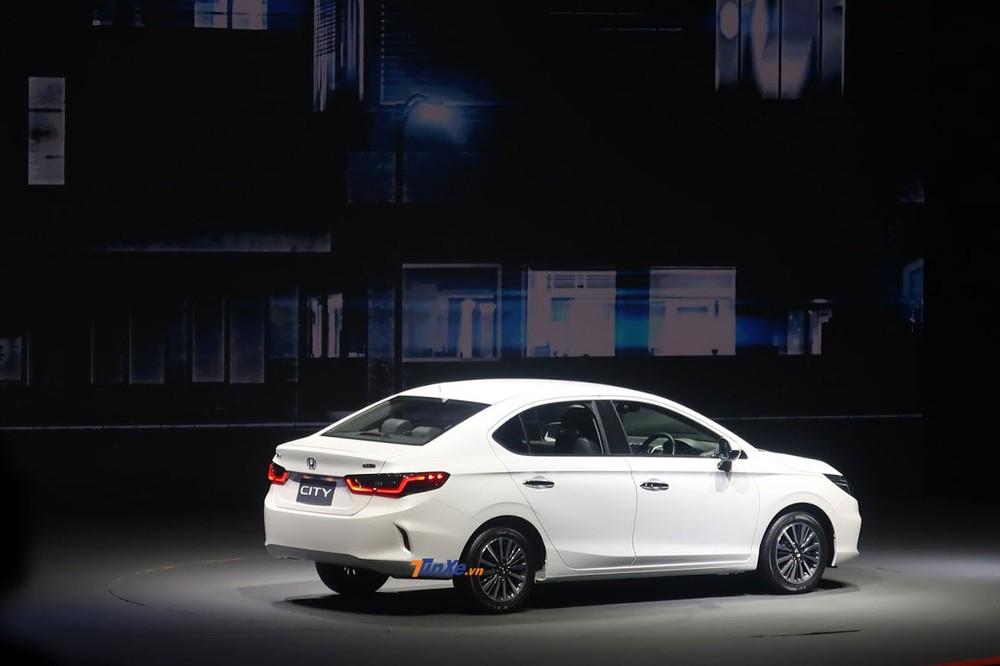 Honda City 2020 màu trắng