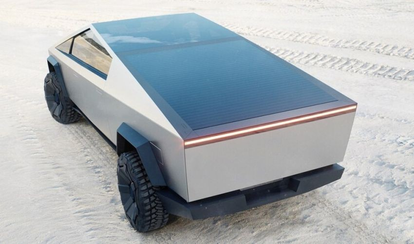 Dù có thiết kế không dành cho đại chúng nhưng Tesla Cybertruck vẫn bán chạy