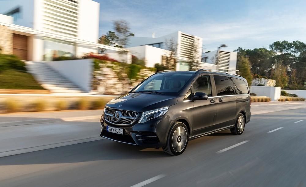 Mức giá của Mercedes-Benz V-Class 2020 cho thấy chiếc MPV hạng sang này đang nghiêng về đối tượng khách hàng cá nhân nhiều hơn là doanh nghiệp