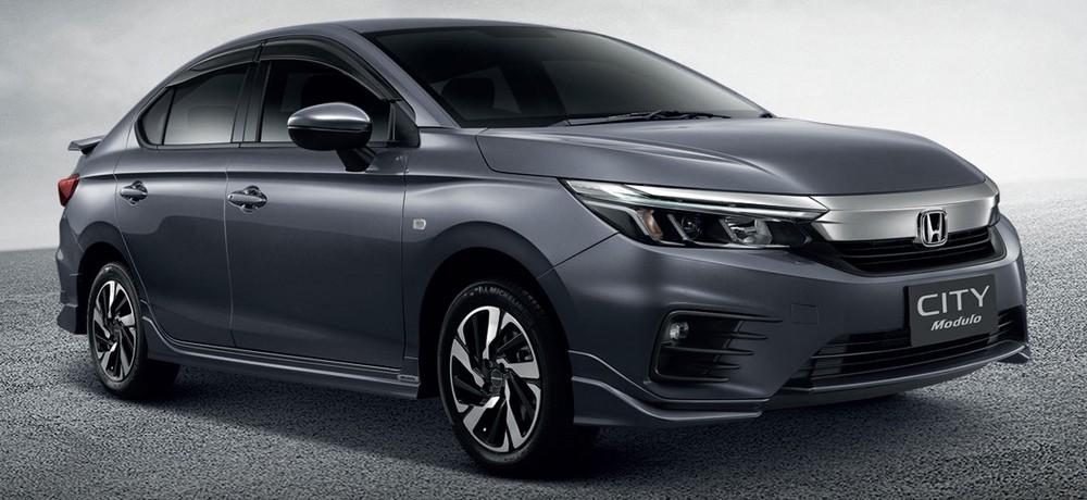 Honda City 2020 với gói phụ kiện Modulo chính hãng