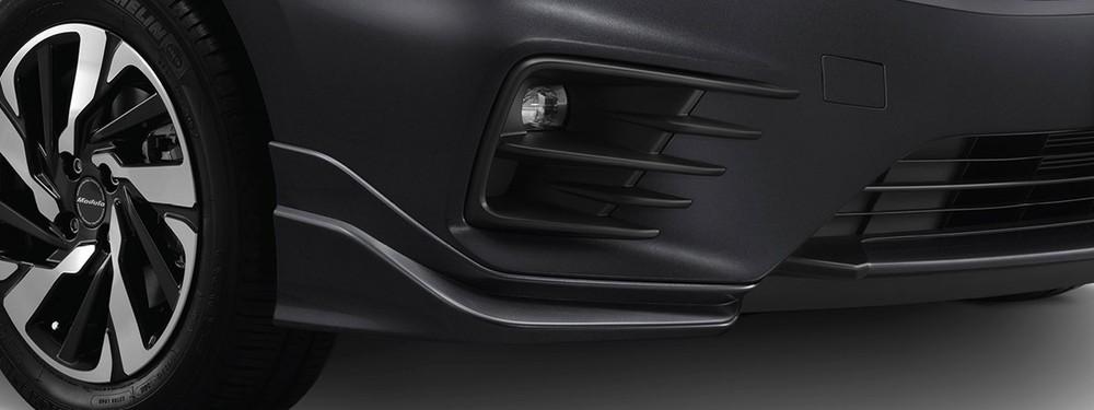 Bộ đôi cánh gió dưới gầm trước của Honda City Modulo 2020
