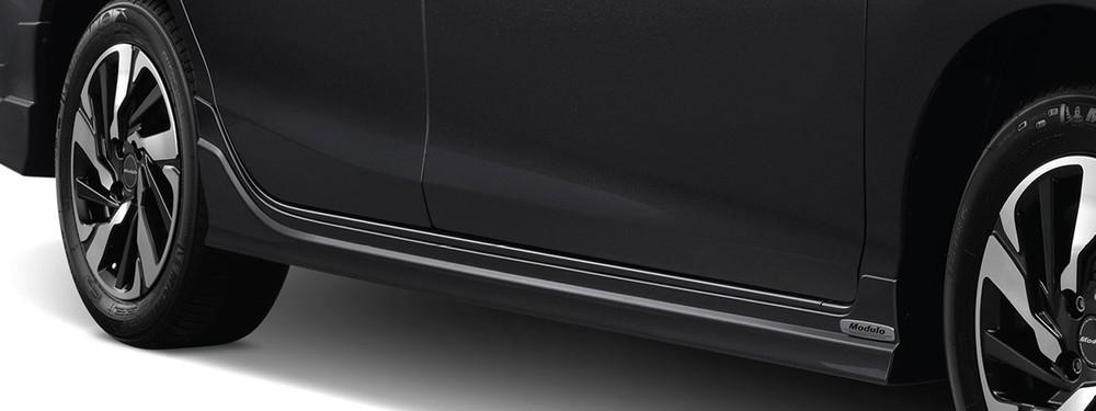 Bộ đôi thanh ba-bô-lê bên sườn của Honda City Modulo 2020