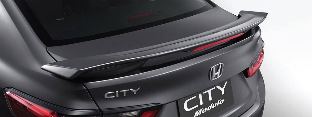 Cánh gió trên nắp cốp sau của Honda City Modulo 2020
