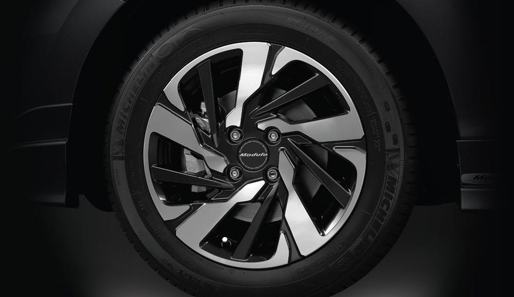 Vành hợp kim 15 inch của Honda City Modulo 2020