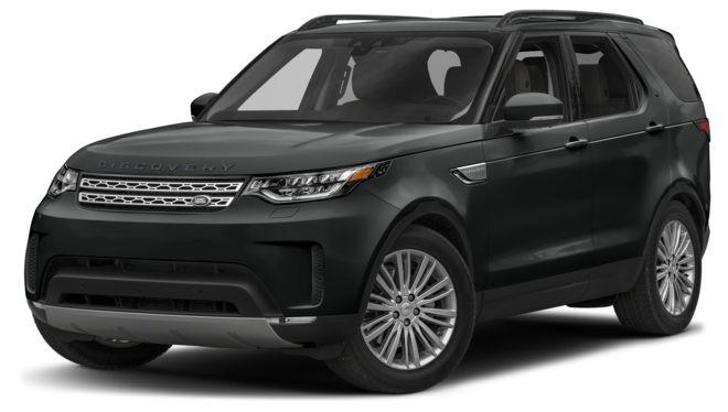 Land Rover Discovery màu xám