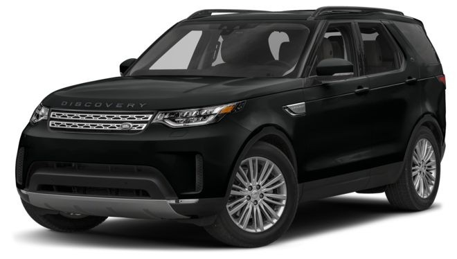 Land Rover Discovery màu đen