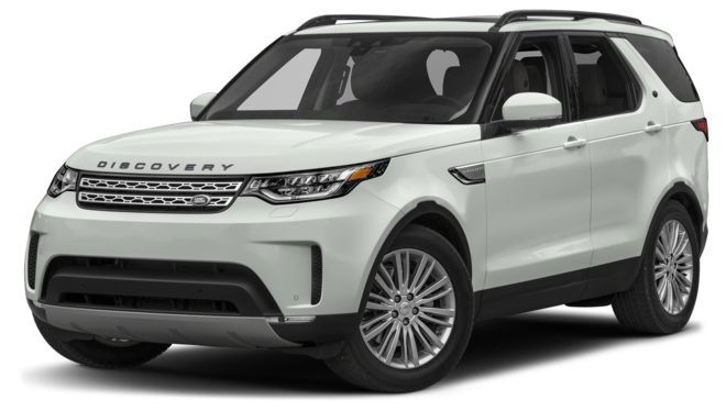 Land Rover Discovery màu trắng