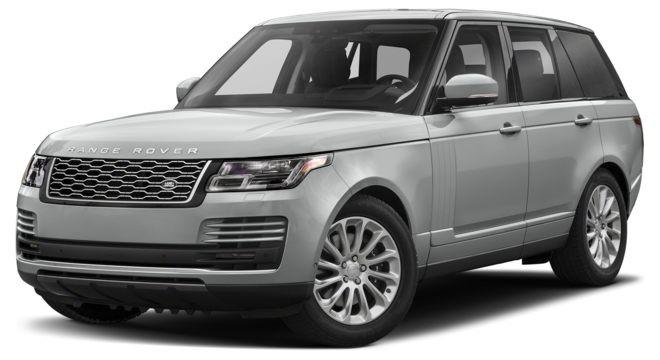 Land Rover Range Rover màu bạc