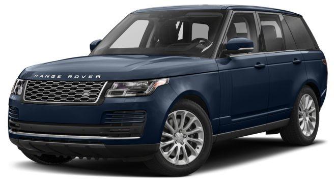 Land Rover Range Rover màu xanh