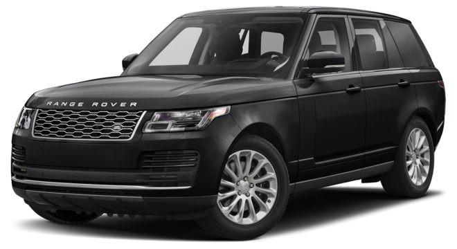 Land Rover Range Rover màu đen