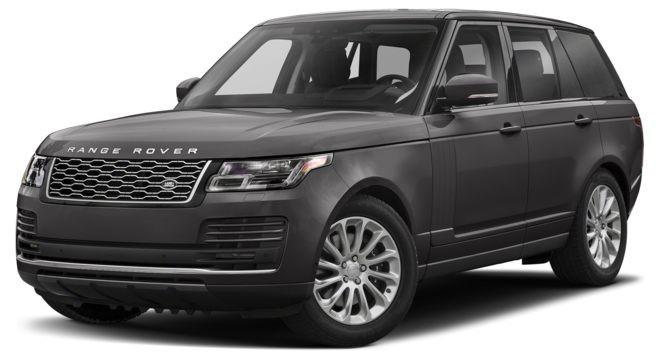 Land Rover Range Rover màu xám