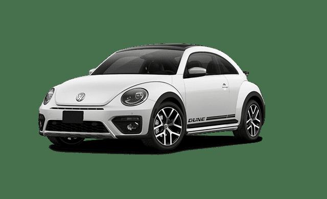 Volkswagen Beetle Dune màu trắng