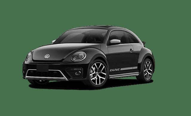 Volkswagen Beetle Dune màu đen