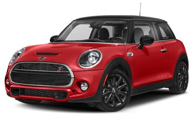 Mini Cooper màu đỏ