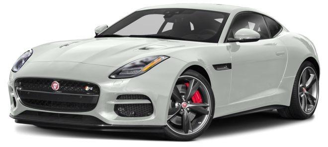 Jaguar F-Type màu trắng