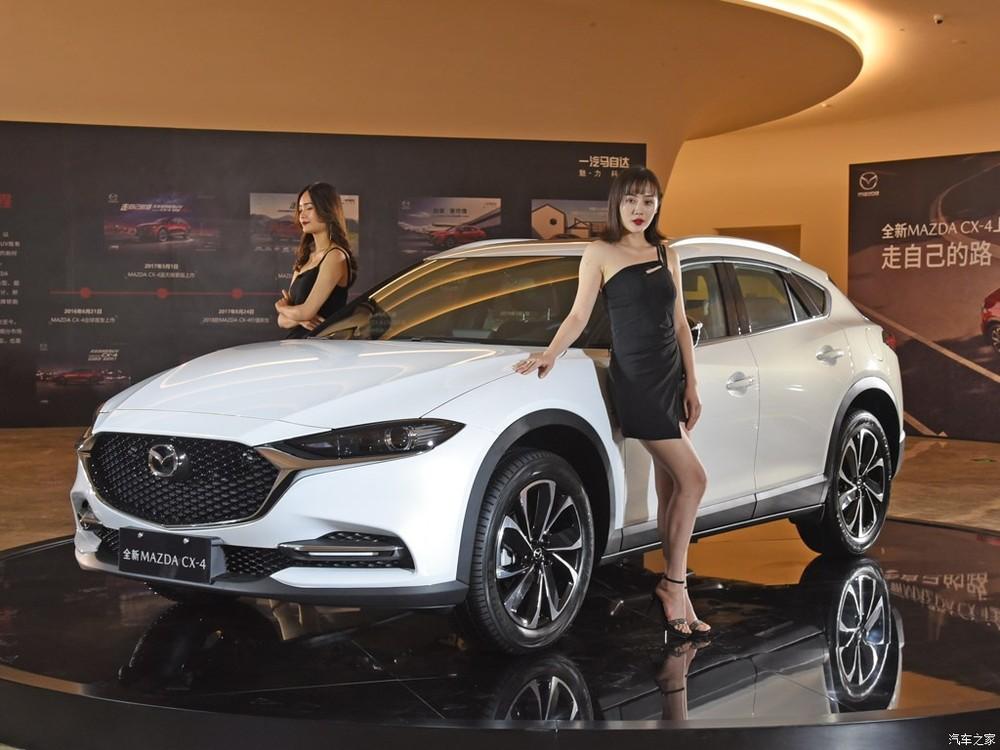 Mazda CX-4 2020 chỉ tăng nhẹ kích thước so với trước