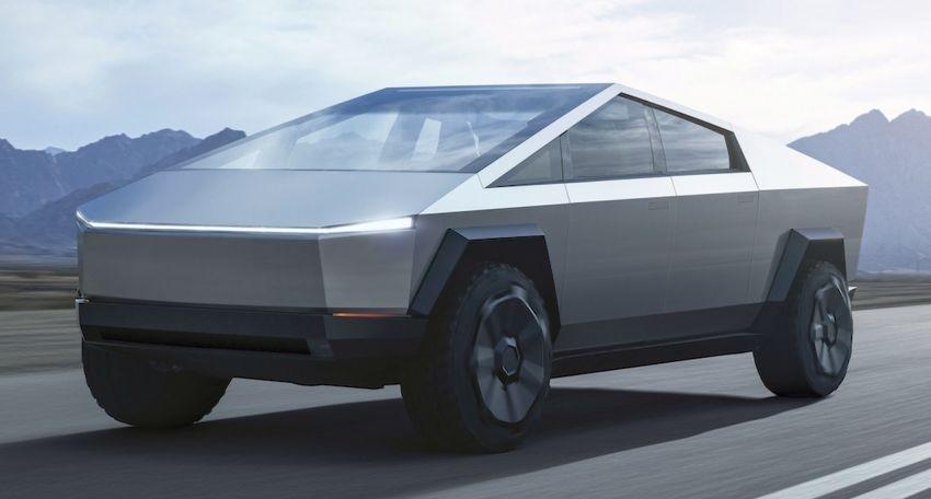 Tesla Cybertruck mới ra mắt đã bán chạy như tôm tươi