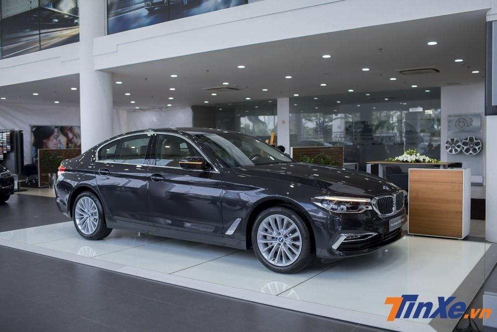 Nhân dịp Giáng Sinh, THACO giảm giá loạt xe BMW tới 300 triệu đồng