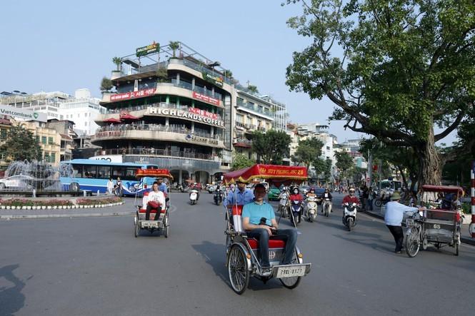 Xe xích lô cũng sẽ sớm bị dừng hoạt động tại Hà Nội
