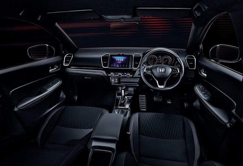 Nội thất của Honda City 2020