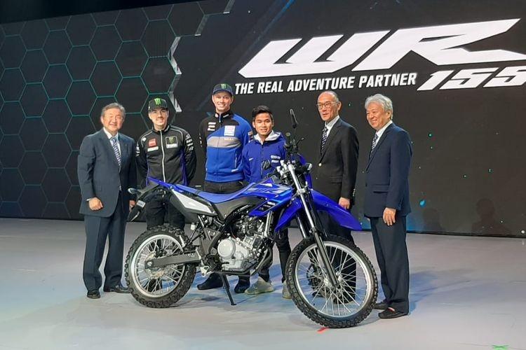 Yamaha WR155R ra mắt tại thị trường Indonesia