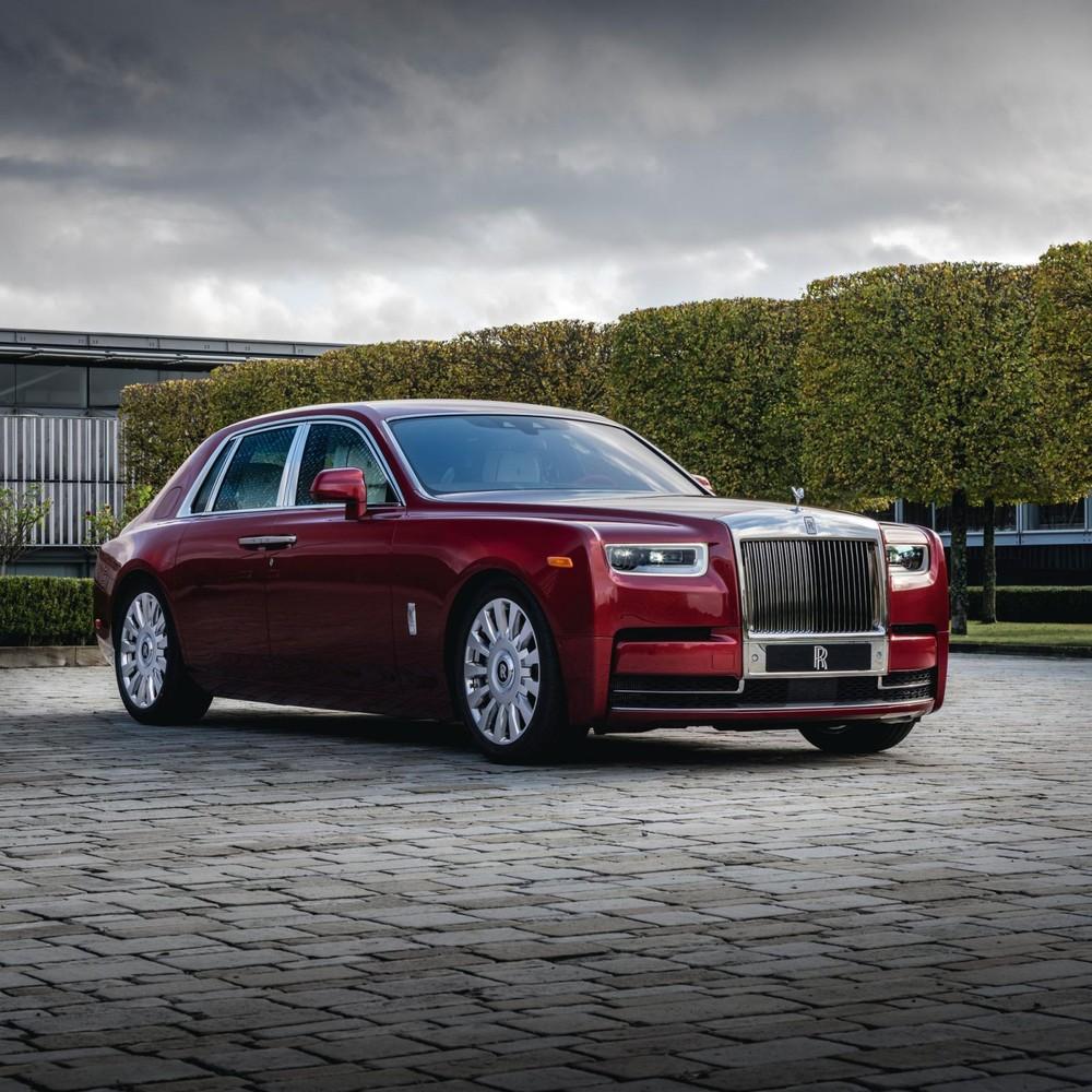 The Red Phantom - một siêu phẩm kỷ niệm 115 năm của Rolls0-Royce