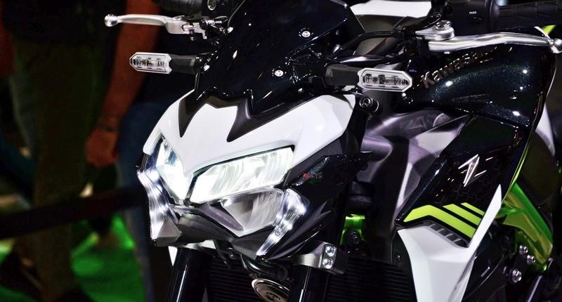 Đầu đèn Kawasaki Z900 2020