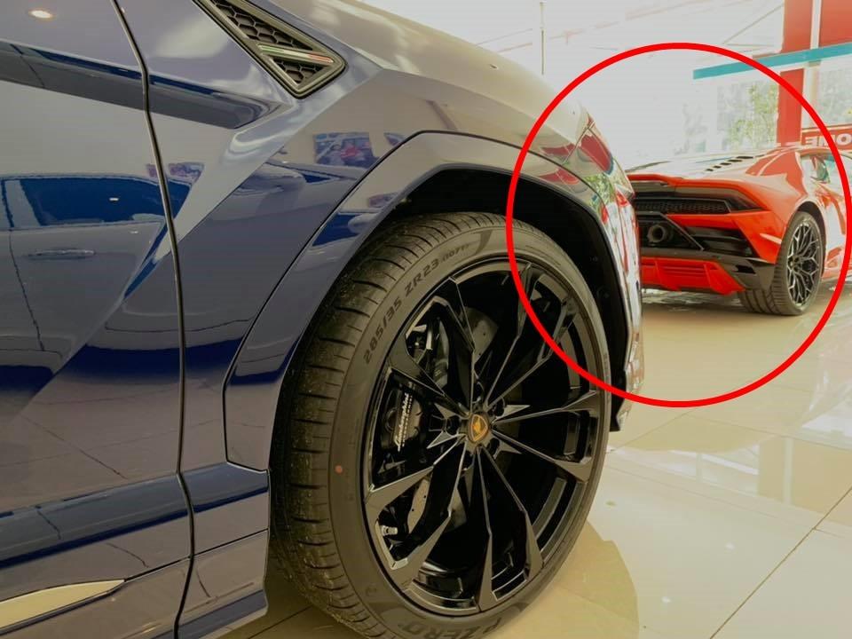 Lamborghini Huracan Evo 2020 là phiên bản nâng cấp giữa vòng đời