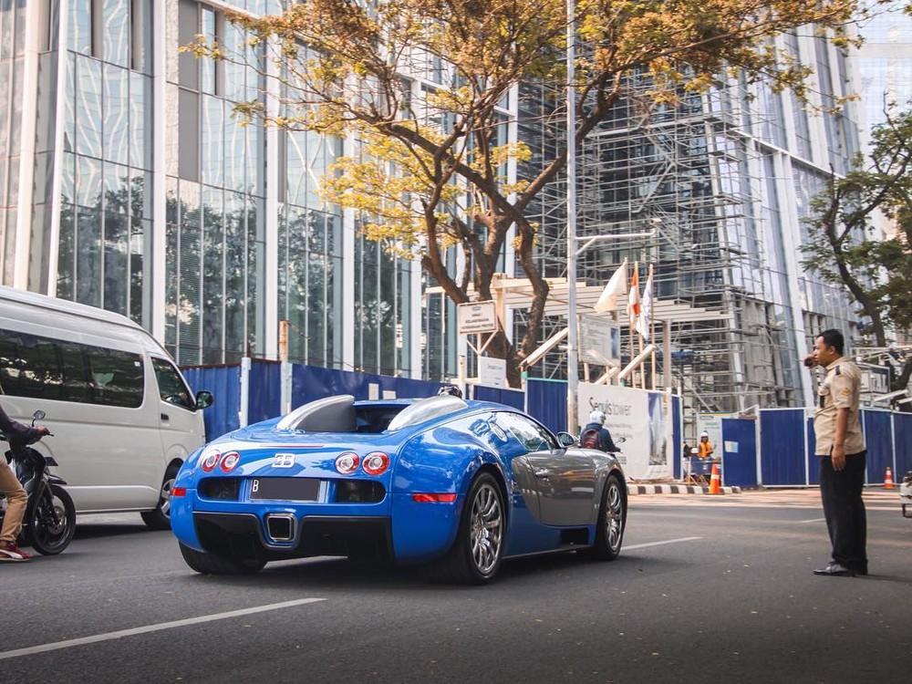 Bugatti Veyron từng là mẫu siêu xe nhanh nhất thế giới