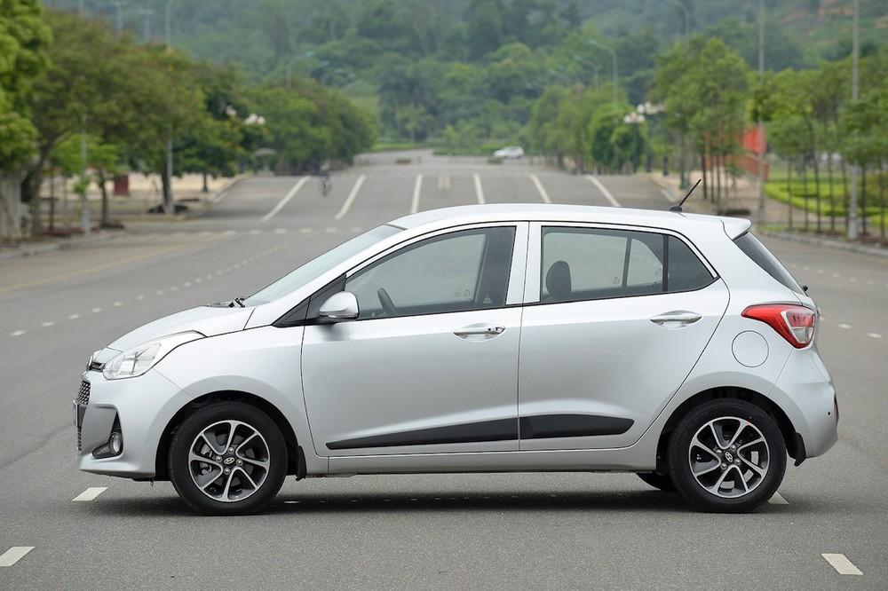 Hyundai Grand i10 đang là mẫu xe bán chạy nhất trong phân khúc cỡ A
