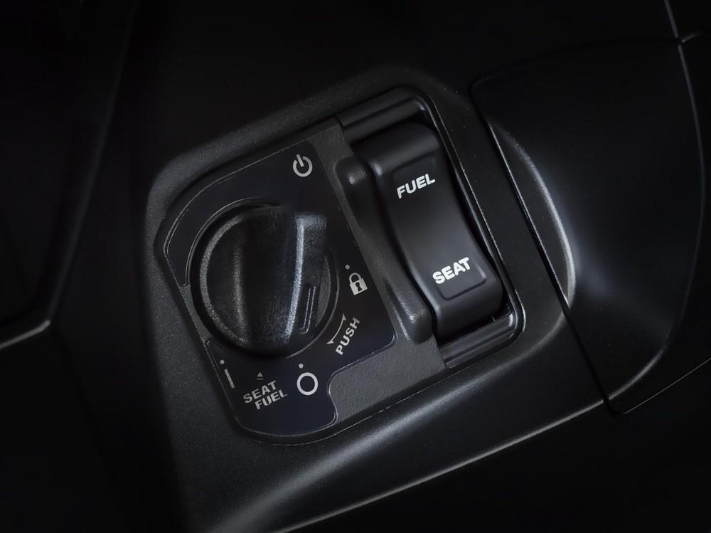 Ổ khóa Smart Key trên Honda Air Blade 2020