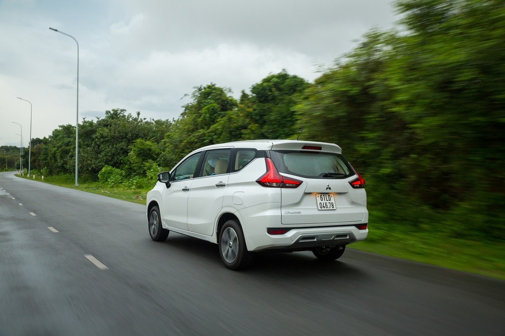 Không có bất kỳ khuyến mãi gì nhưng Mitsubishi Xpander vẫn bán chạy tại Việt Nam, kể cả ở dịp mua sắm ô tô cuối năm