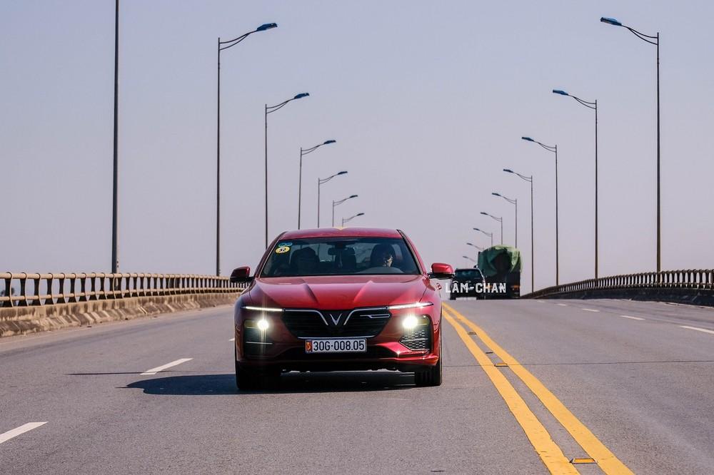 Những trải nghiệm qua 1.000 km đem lại cho tôi một góc nhìn khá sâu về VinFast Lux A2.0