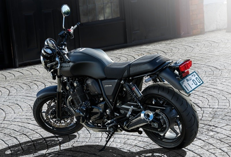 Honda CB1100 RS version 2020 will own a completely new color set