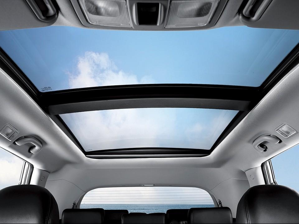 Kia Sorento 2019 có cửa sổ trời điều chỉnh điện