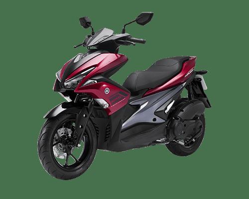 Yamaha NVX 125 màu Đỏ