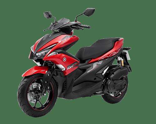 Yamaha NVX màu Đỏ