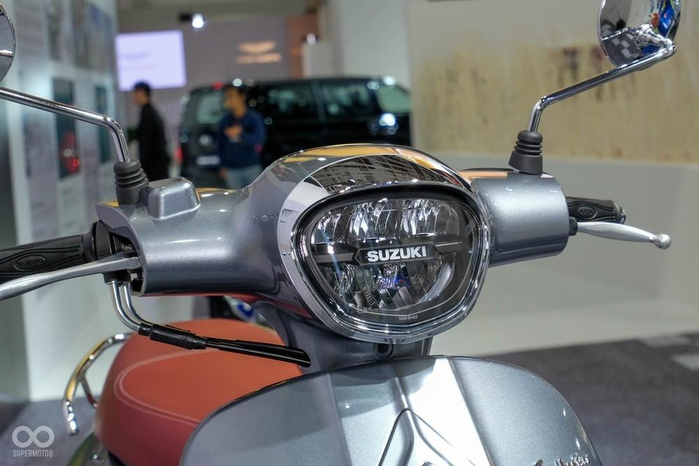 Headlight Suzuki Saluto 125