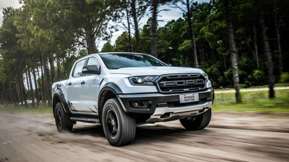 Ford Ranger Raptor có thể sẽ được bổ sung phiên bản V8 mới