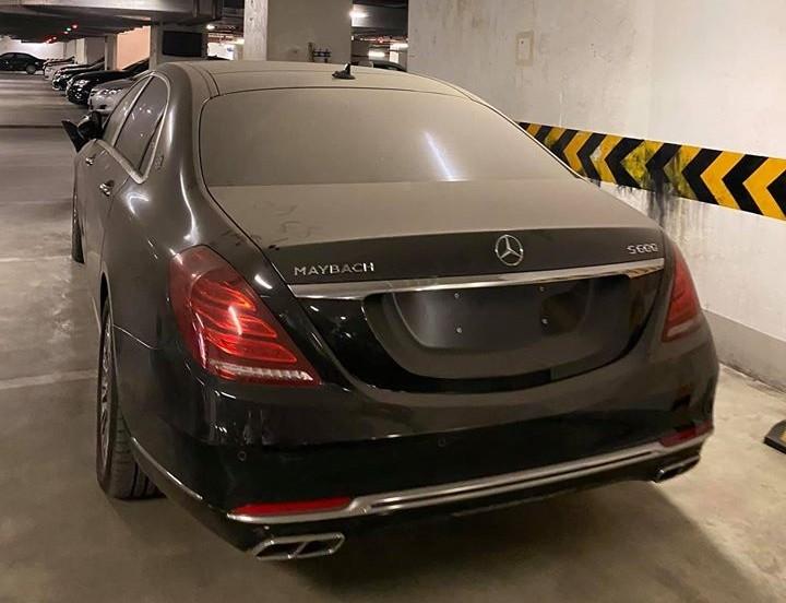 Chiếc xe siêu sang Mercedes-Maybach S600 từng được tăng giá bán lên 14,2 tỷ đồng