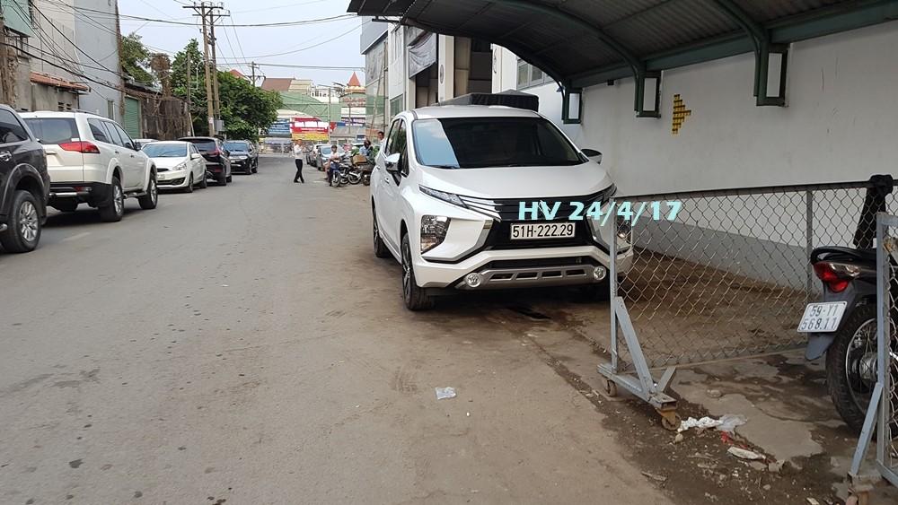 Mitsubishi Xpander có giá từ 550 triệu đồng tại Việt Nam
