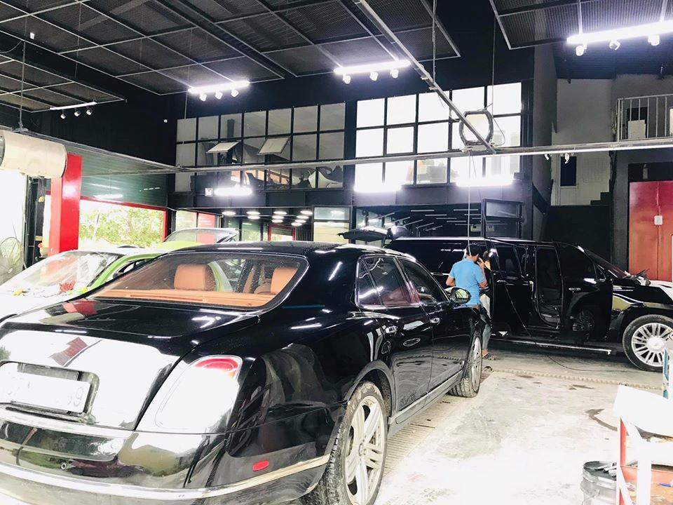Một số xe Bentley Mulsanne đời cũ đang được rao bán giá từ 9,55 tỷ đồng