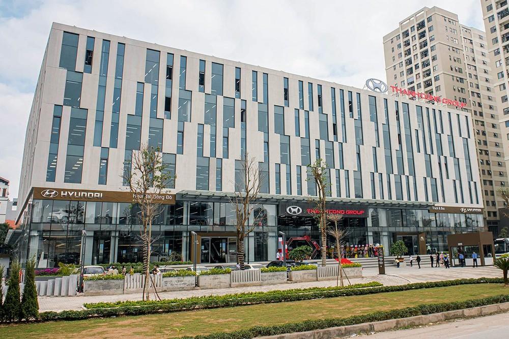 Trung tâm trải nghiệm sản phẩm và dịch vụ Hyundai mới được TC MOTOR sở hữu quy mô và công nghệ hiện đại hàng đầu Việt Nam