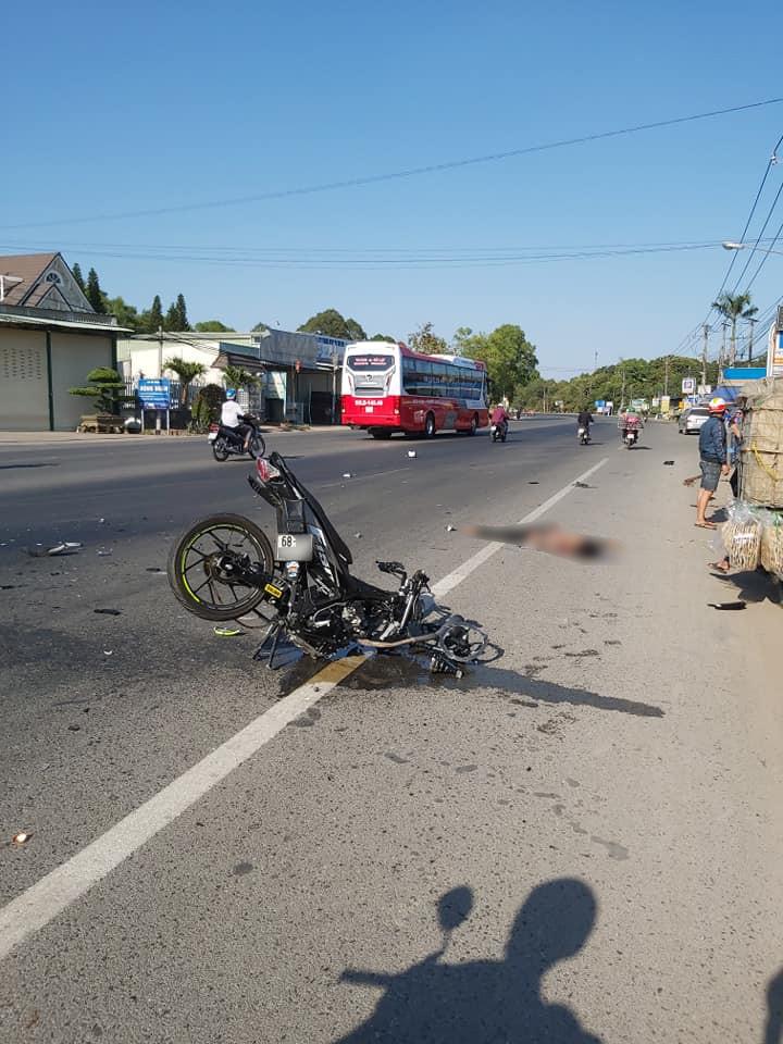 Nam thanh niên được cho đã tử vong sau vụ tai nạn