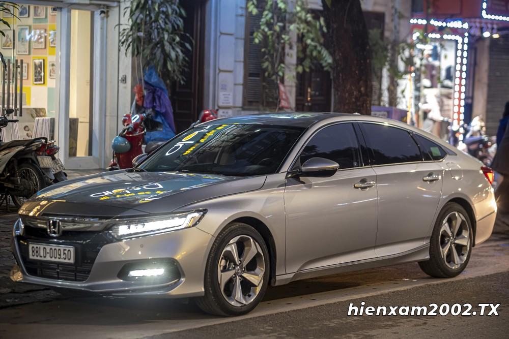 Honda Accord 2020 mang thiết kế hoàn toàn mới khiến cho mẫu xe này hấp dẫn hơn, cá tính hơn.