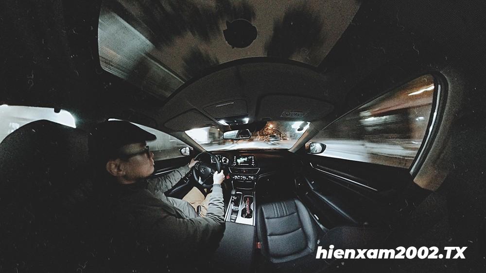 Honda Accord 2020 sở hữu không gian nội thất mới tạo cảm giác trang nhã, lịch sự nhưng không kém phần thể thao.