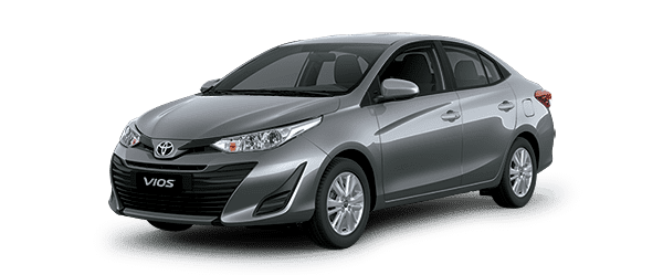 Toyota Vios 2020 màu xám