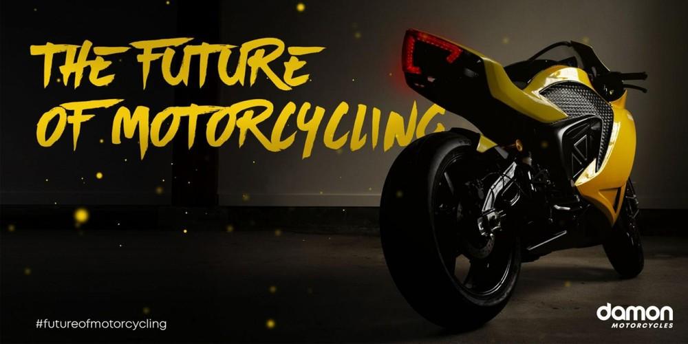 Mẫu xe máy điệnHyper Pro Electric Superbike được giới thiệu
