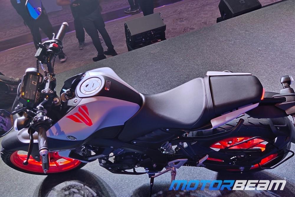 Yamaha MT-15 2020 sở hữu khối động cơ yếu hơn phiên bản cũ
